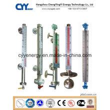 Hochwertiger Cyybm36 Krohne Magnetischer Flüssigkeitsstandmesser für Tanks