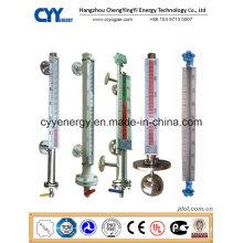 High Quality Cyybm36 Krohne Magnetic Liquid Level Meter for Tanks