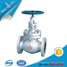 API globe valve CF8 material globe valve 2'' 3'' 4'' 6''