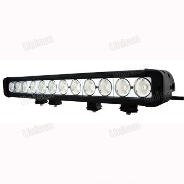 """Barra de luz LED CREE de 9-70 V 30 """"180 W única linha"""