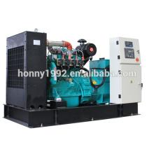 Generador de gas de refrigeración de agua de 80kW Googol Genset