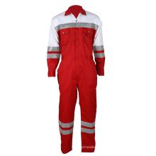 combinaison FRC de sécurité pour vêtements de travail uniformes