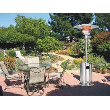 Chauffage de patio à gaz extérieur à haut étage et à haut rendement