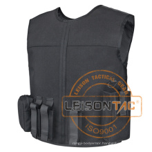 High-Strength Sewing Technology Tactical Wholesale Men Stab Proof Vest for security guard, bodyguard, self-defense
