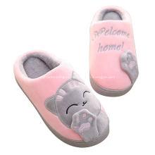 Хлопковая обувь для зимней носки дома