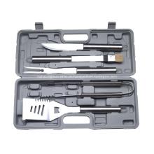 Conjunto de ferramentas para churrasco de 5 peças