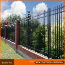 New Modern Iron Fence Panel