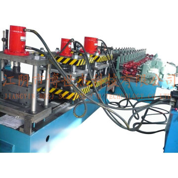 Auto China Kabel Tank Leiter Roll Umformmaschine