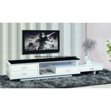Высокое качество современный дизайн гостиной телевизор древесины стенд