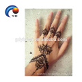 Bride Tribe Henna Tattoo Sticker,Easy to Peel off Tattoo Sticker,non-toxic