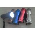 9LED Bowling Shape Flashlight Promotional Flashlight Gift Flashlight
