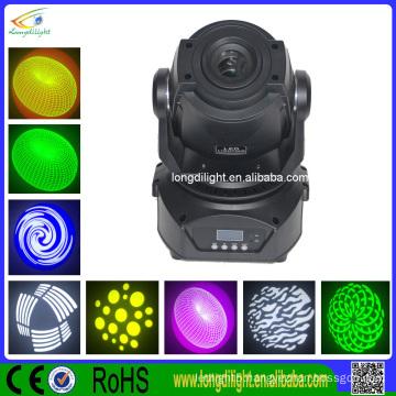 american led dj light gobos 60W moving head led spot