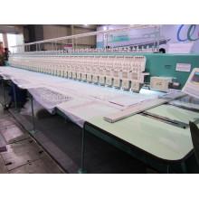 Máquina de bordar de 12 cabezales