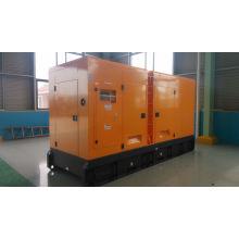 320 кВт/400 ква генератор Doosan Тепловозный комплект с корпусом Звукоизоляционную сень