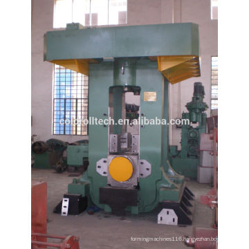 Reversible rolling mill, cold rolling mill, 4-hi rolling mill