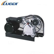 Compresseur d'air et moteur entraînés par courroie 2hp