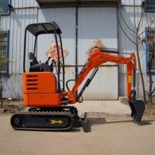 Multifunction Hydraulic Backhoe Mini Excavator