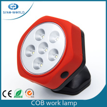 Professional Design for Rotatable COB LED Work Light Mini On Off Rotatable Best Led Work Light supply to Madagascar Suppliers