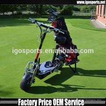 Télécommande électrique chariot de golf chariot à bicyclette pour monter