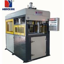 Máquina de formação de vácuo de material semi-grosso semi-automática