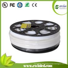 Eingangsspannung 230V RGB SMD 5050 Neon Flex mit 14W / M