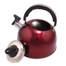 Chaleira de chá não elétrica de aço inoxidável 2015