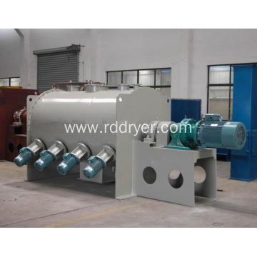 Horizontal Dry Powder Colter Mixer
