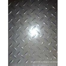 5mm dicke 5052 Aluminium Tretplatte