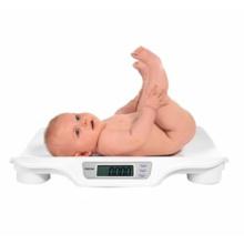 Balança do bebê e escala do bebê