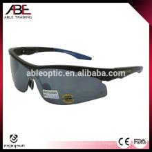 Самые продаваемые товары Пользовательские пластиковые спортивные солнцезащитные очки