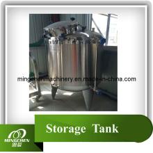 Tanque de armazenamento de camada única, tanque de água