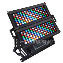 Alto poder ao ar livre 180PCS * 5W Rgbaw luz da cidade cor da luz