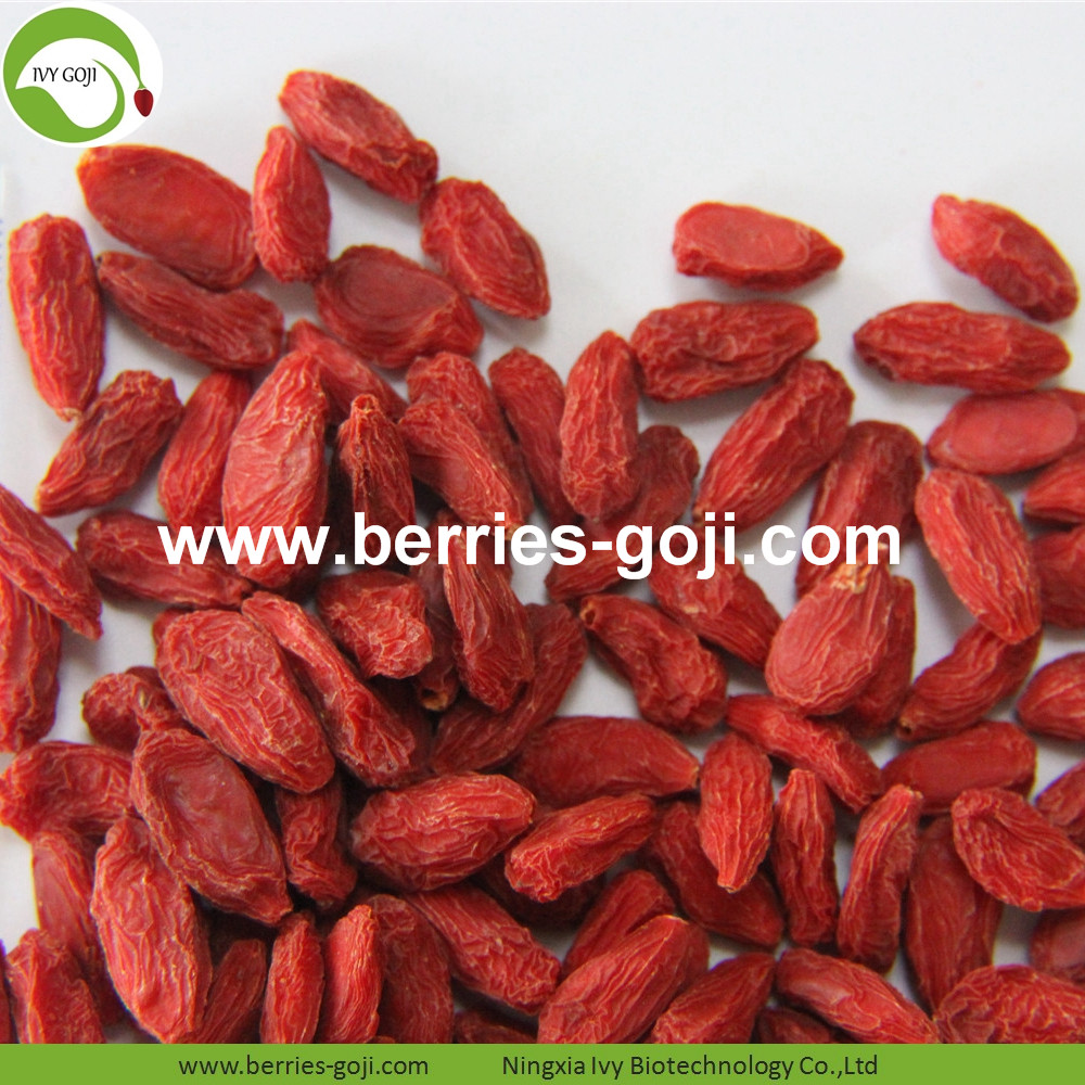 Low Pesticide Goji Berry