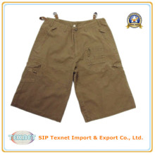 Short Cotton Trousers
