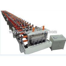 Custom 40 Stationen / 50 Stationen Panasonic Metall Deck Forming Machine