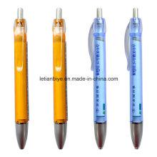 Translucent Banner Calendar Ball Pen (LT-C045)