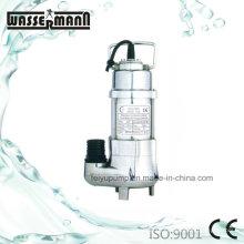 304 (вся нержавеющая сталь) погружной насос для сточных вод