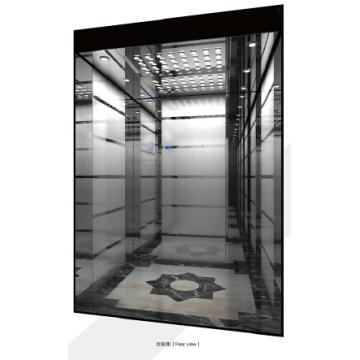 Ascenseur d'appartement de petite salle de machine de Sicher 1250kg
