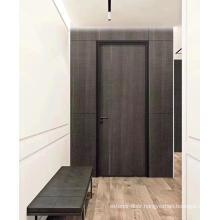 Modern Swing Door, Solid Wood Door, Melamine Wooden Door