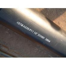 Tubería de acero al carbono ERW recubierto de 3lpe
