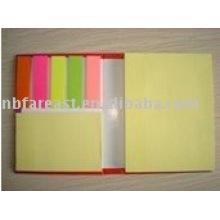 Papier à lettres, autocollant papier, fournitures de bureau