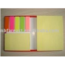 notepaper, paper sticker, office supplies