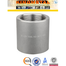 SA182 F316 3000lb Stainless Steel Threaded Pipe Coupling Fittings