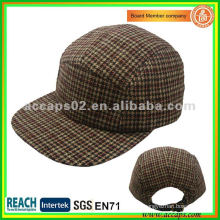 Design 5 Panel Blank Cap NC0008