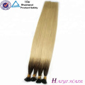 Alibaba Express Wholesale Remy Human Hair Pre-bonding Hair Extension Flat Tip Hair Products