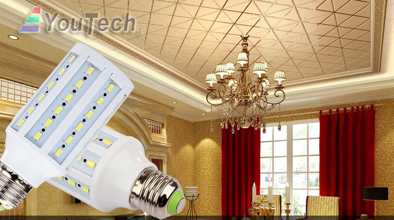 10W led cornlight E27 application 02