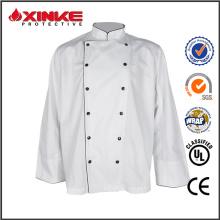 jaqueta de chef de cozinha de venda quente