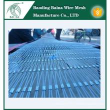 Réseau en treillis en acier inoxydable durable fabriqué en Chine