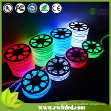 240 LED / M RGB LED Neon Flex para señalización de neón