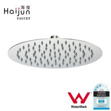 Haijun cUpc Contemporáneo Aumentar la presión Cabezal de ducha con datos comerciales
